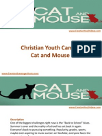 Christian Youth Camp - Cat and Mouse