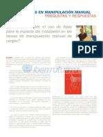 Uso de Fajas en Manipulación Manual versión 2