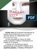 Souad Brulee Vive