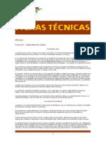 Ficha técnica 04