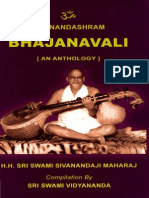 Bhajanavali an Anthology