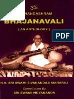 Bhajanavali an Anthology
