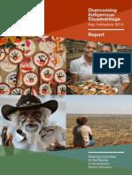 Overcoming Indigenous Disadvantage Key Indicators 2014 Report