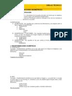 1.4.TRANSFORMACIONES GEOMETRICAS