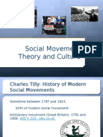social movements theory and culture
