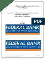 internship report- federal bank.docx