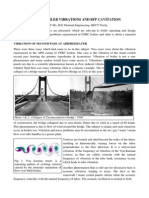 Case Studies in Boiler Vibration and BFP Cavitation by K.K.parthiban