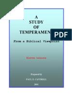 TEMPERAMENT, A Study on.pdf