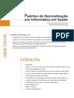 Padrões de Normatização em Saúde