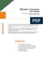 Gestão e Economia em Saúde