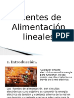 Fuentes Lineal