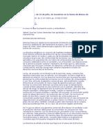Ley 23-2003 Garantias Venta Bienes de Consumo
