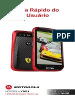 Moto Ferrari - Manual