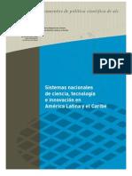 Estudios y documentos de política científica en ALC