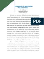 3 Artikel Ppm Ppc Di Sd Prambanan