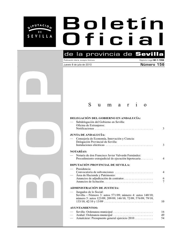 DEROGADA Ordenanza Municipal Actividades 8-Julio-2010