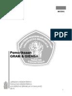 Modul Pemeriksaan Gram & Giemsa-1
