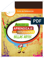 Guia- Avaluo Bellas Artes