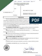 Lemming v. Shinholster et al - Document No. 7