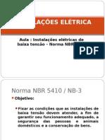 01 Instalações Elétricas AulaNBR