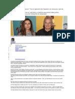 Ana Belén y Víctor Manuel. Con El Gobierno de Zapatero Se Nos Puso Cara de Gilipollas