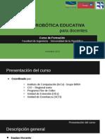 Introducción Robótica Educativa