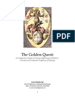 Urmi Chanda-Vaz - The Golden Quest-A Comparative Study of Common Mythological Motifs in Oriental and Occidental Traditions of Alchemy