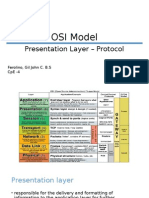 Presentation Layer Protocols