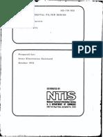 Practical Digi Filter Design