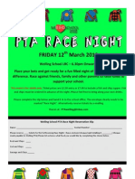 PTA Race Night