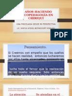19 Años Haciendo Psicopedagogía en Chiriquí