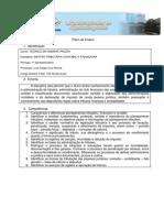 Plano de Ensino - GTC LF