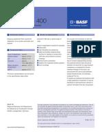 BASF Acronal S 400
