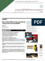 Em Reunião, Dilma Monta Operação de 'Defesa Prévia' Para Pedaladas - 06-07-2015 - Poder - Folha de S.paulo