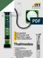 Thalimedes Brochure