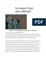 Fervr - Why Doesnt God Stop Suffering