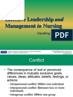 L & M in Nursing - Conflict.ppt