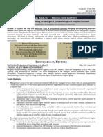 SharePoint Analyst Advanced Excel in Orlando FL Resume Christi Sutton