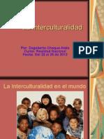 La Interculturalidad 2012 II
