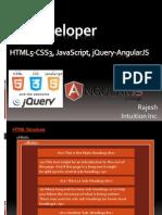 Ui Developer Session1