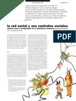 La Red Social y Sus Contratos Sociales (5740)