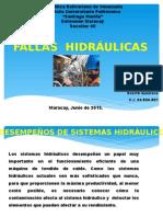 FALLAS HIDRAULICAS