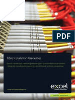 Exc Fibre Installation Guide