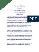 The Story of Nyama Paldarbum - Songs of Milarepa (Buddhism, English)