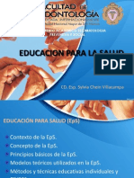 clase 8  educacion para la salud