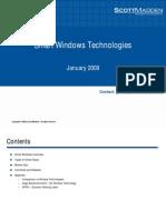 ScottMadden Smart Windows Technologies