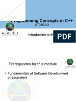 01 PCPP Introduction to Module