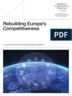 Roland Berger European Competitiveness WEF 20130123