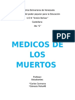 Medicos de Los Muertos