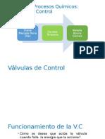 Control- Válvulas de Control